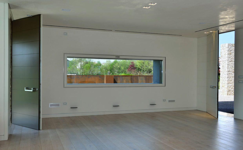 Finestre in pvc legno e alluminio e serramenti treviso - Finestra a vasistas ...