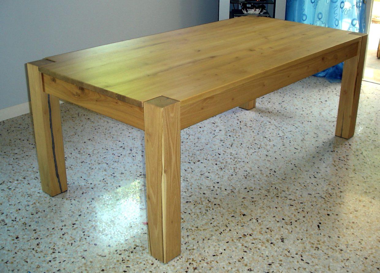 Tavoli in legno su misura a Treviso
